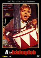 Die Blechtrommel - Hungarian DVD movie cover (xs thumbnail)