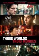Trois mondes - French DVD movie cover (xs thumbnail)