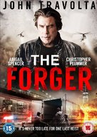 The Forger - British DVD cover (xs thumbnail)