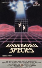 Endangered Species - VHS movie cover (xs thumbnail)