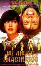 Drop Dead Fred - Argentinian poster (xs thumbnail)