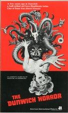 The Dunwich Horror - poster (xs thumbnail)