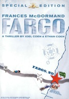 Fargo - DVD movie cover (xs thumbnail)