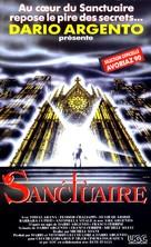 La chiesa - French VHS cover (xs thumbnail)