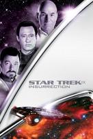 Star Trek: Insurrection - Movie Cover (xs thumbnail)