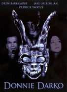Donnie Darko - Czech DVD cover (xs thumbnail)