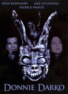 Donnie Darko - Czech DVD movie cover (xs thumbnail)