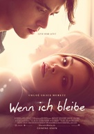 If I Stay - German Movie Poster (xs thumbnail)