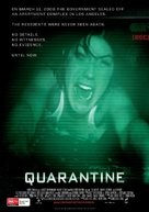 Quarantine - Australian Movie Poster (xs thumbnail)