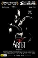 The Artist - Australian Movie Poster (xs thumbnail)