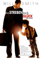 The Pursuit of Happyness - German Movie Poster (xs thumbnail)