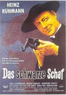Das schwarze Schaf - German Movie Poster (xs thumbnail)