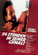 Desperate Hours - German Movie Poster (xs thumbnail)