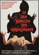 Satan's Skin - German Movie Poster (xs thumbnail)