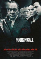 Margin Call - Swiss Theatrical poster (xs thumbnail)