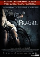 Frágiles - French Movie Poster (xs thumbnail)