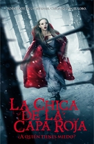 Red Riding Hood - Mexican Movie Poster (xs thumbnail)