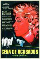Marie-Octobre - Spanish Movie Poster (xs thumbnail)