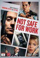 Not Safe for Work - Danish DVD cover (xs thumbnail)