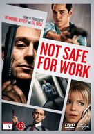 Not Safe for Work - Danish DVD movie cover (xs thumbnail)