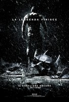 The Dark Knight Rises - Italian Movie Poster (xs thumbnail)