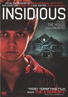 Insidious - DVD movie cover (xs thumbnail)