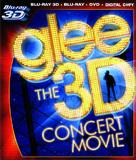 Glee: The 3D Concert Movie - Blu-Ray cover (xs thumbnail)