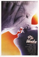 Nine 1/2 Weeks - Theatrical poster (xs thumbnail)