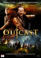 Outcast - Norwegian DVD cover (xs thumbnail)