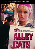 The Alley Cats - DVD cover (xs thumbnail)