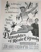 The Daughter of Rosie O'Grady - poster (xs thumbnail)