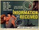 Information Received - Movie Poster (xs thumbnail)