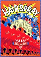 Hairspray - Japanese Movie Poster (xs thumbnail)