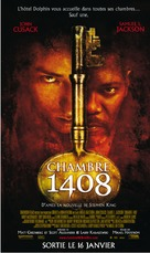 1408 - French Movie Poster (xs thumbnail)