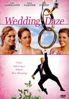 Wedding Daze - DVD cover (xs thumbnail)