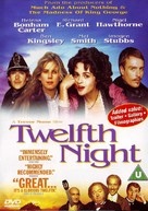 Twelfth Night: Or What You Will - British Movie Cover (xs thumbnail)