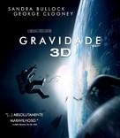 Gravity - Brazilian Movie Cover (xs thumbnail)