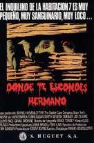 Basket Case - Spanish Movie Poster (xs thumbnail)