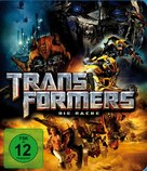 Transformers: Revenge of the Fallen - German Blu-Ray movie cover (xs thumbnail)