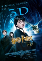 Harry Potter and the Sorcerer's Stone - Brazilian poster (xs thumbnail)