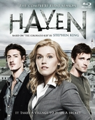 """""""Haven"""" - Blu-Ray movie cover (xs thumbnail)"""
