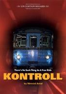 Kontroll - DVD cover (xs thumbnail)