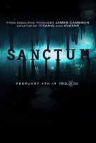 Sanctum - Movie Poster (xs thumbnail)