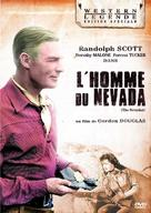 The Nevadan - French DVD cover (xs thumbnail)
