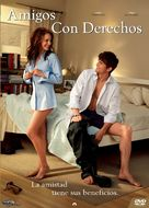 No Strings Attached - Spanish DVD movie cover (xs thumbnail)