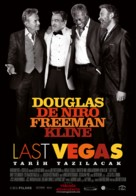 Last Vegas - Turkish Movie Poster (xs thumbnail)