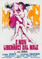 Mais ne nous dèlivrez pas du mal - Italian Movie Poster (xs thumbnail)