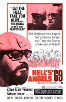 Hell's Angels '69 - Movie Poster (xs thumbnail)