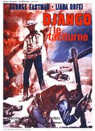 Bill il taciturno - French Movie Poster (xs thumbnail)