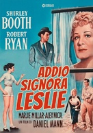 About Mrs. Leslie - Italian DVD movie cover (xs thumbnail)